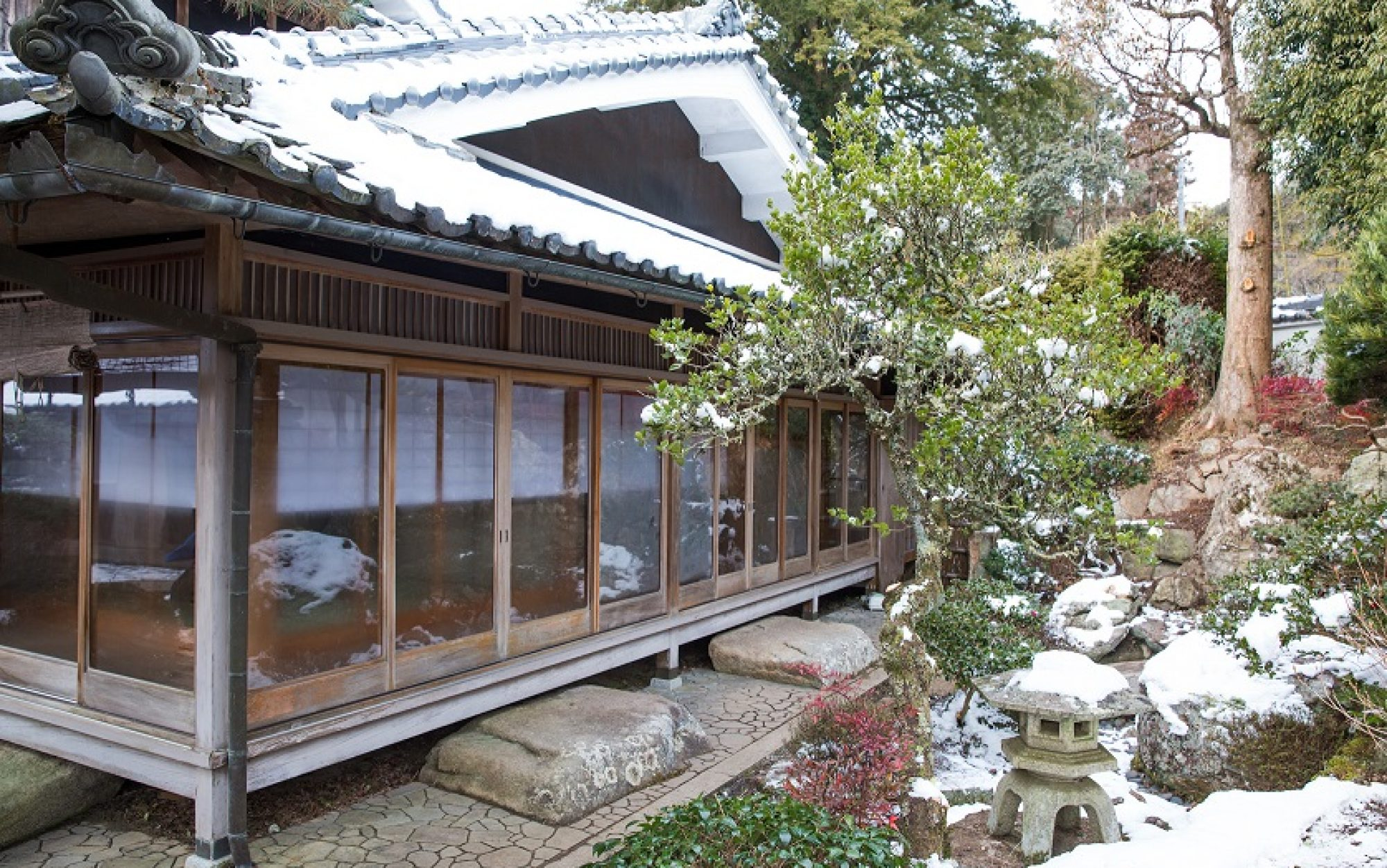 青荘山 松佑寺